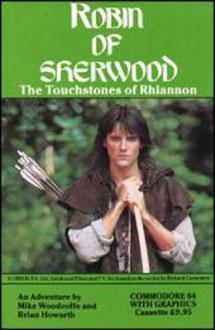 Juego online Robin of Sherwood (C64)