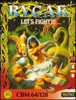 Juego online Rygar (C64)