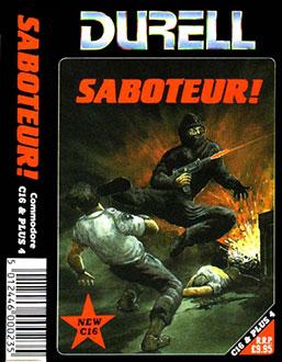 Portada de la descarga de Saboteur