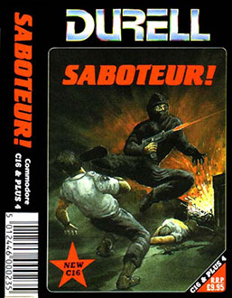 Juego online Saboteur (C64)