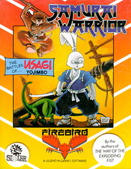 Juego online Samurai Warrior: The Battles of Usagi Yojimbo (C64)
