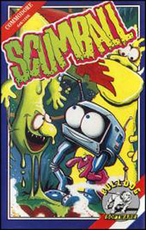 Juego online Scumball (C64)