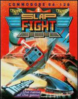 Portada de la descarga de Slap Fight