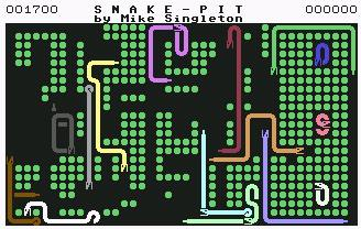 Imagen de la descarga de Snake Pit