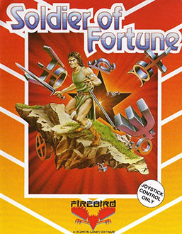 Juego online Soldier of Fortune (C64)
