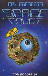 Juego online Space Doubt (C64)