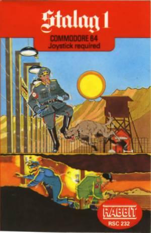 Juego online Stalag 1 (C64)
