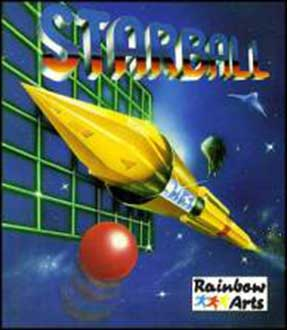 Juego online Star Ball (C64)