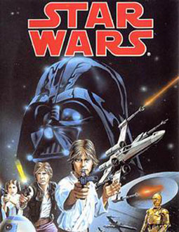 Juego online Star Wars (C64)