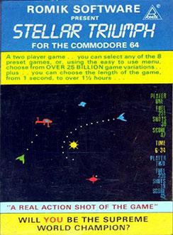 Juego online Stellar Triumph (C64)