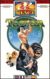 Juego online Tarzan (C64)