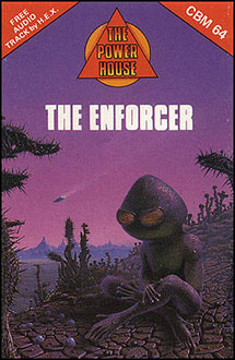 Juego online The Enforcer (C64)