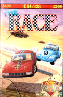 Juego online The Race (C64)