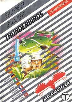 Juego online Thunderbirds (C64)
