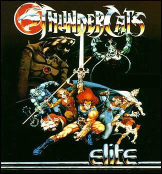 Juego online Thundercats (C64)