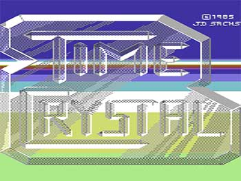 Juego online Time Crystal (C64)