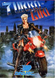 Juego online Turbo Girl (C64)