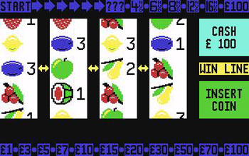 Pantallazo del juego online Vegas Jackpot (C64)