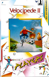 Juego online Velocipede II (C64)