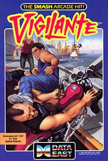 Juego online Vigilante (C64)