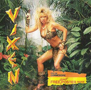 Juego online Vixen (C64)
