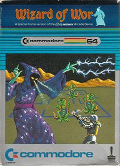 Juego online Wizard of Wor (C64)