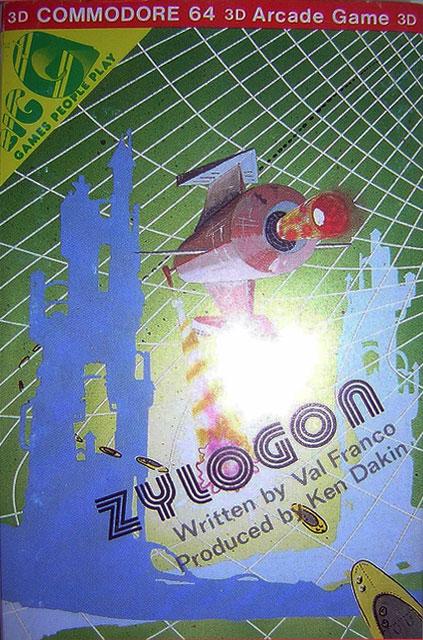 Juego online Zylogon (C64)