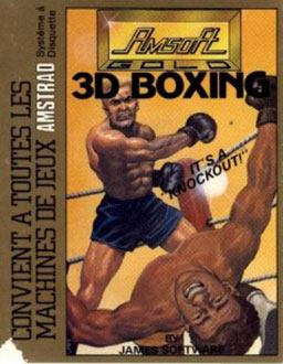 Juego online 3D Boxing (CPC)