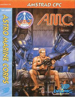 Juego online AMC: Astro Marine Corps (CPC)