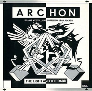 Juego online Archon: The Light And The Dark (CPC)