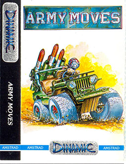 Juego online Army Moves (CPC)