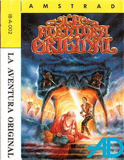 Juego online La Aventura Original (CPC)