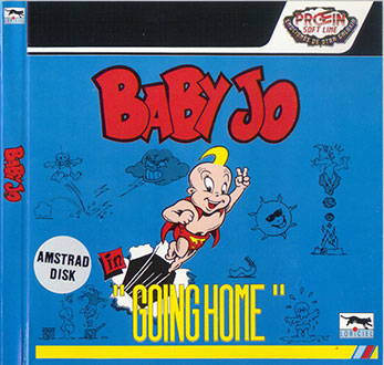 Portada de la descarga de Baby Jo in Going Home
