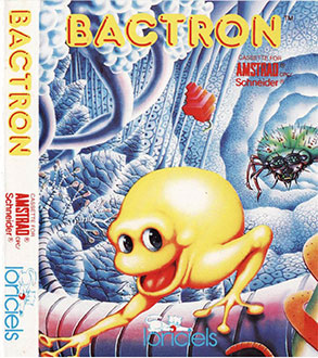 Juego online Bactron (CPC)