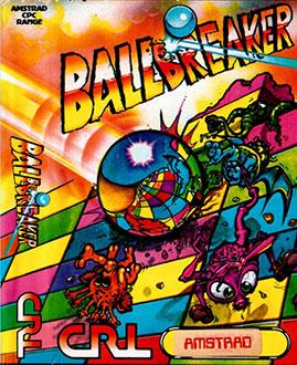 Juego online Ball Breaker (CPC)