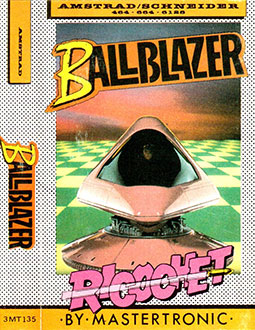 Juego online Ballblazer (CPC)