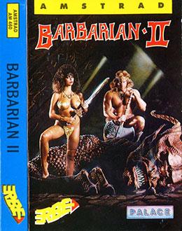 Juego online Barbarian II (CPC)