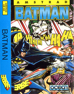 Juego online Batman: The Caped Crusader (CPC)