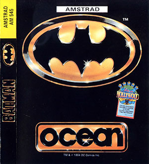 Juego online Batman The Movie (CPC)