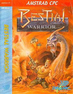 Juego online Bestial Warrior (CPC)