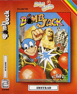 Juego online Bomb Jack (CPC)