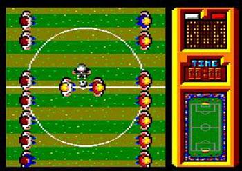 Pantallazo del juego online Emilio Butragueno Futbol (CPC)