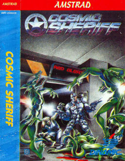 Juego online Cosmic Sheriff (CPC)