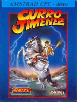 Juego online Curro Jimenez (CPC)