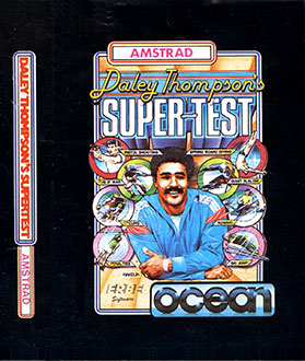 Juego online Daley Thompson's Supertest (CPC)