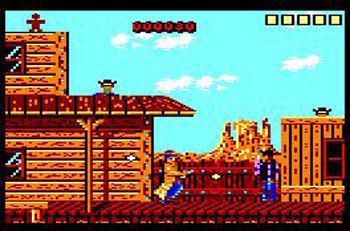 Pantallazo del juego online Desperado 2 (CPC)