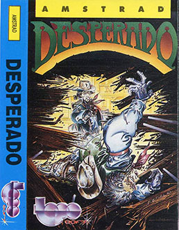 Juego online Desperado (CPC)