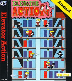 Juego online Elevator Action (CPC)