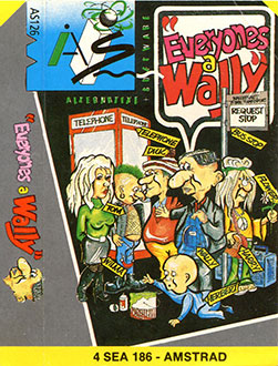 Juego online Everyone's A Wally: Meet The Gang (CPC)