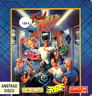 Portada de la descarga de Final Fight